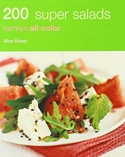 Alice Storey 200 Super Salads