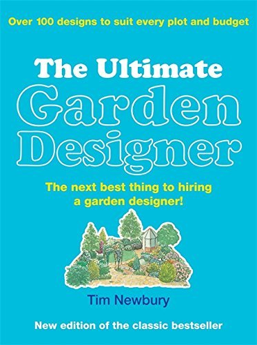 Tim Newbury The Ultimate Garden Designer