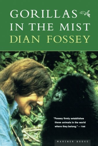Dian Fossey Gorillas In The Mist