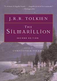 J. R. R. Tolkien The Silmarillion 0002 Edition;