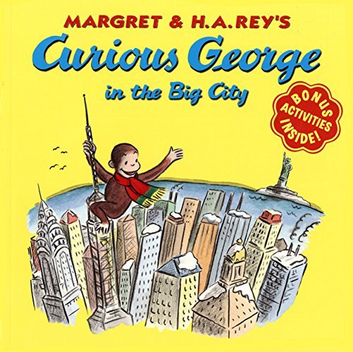 H. A. Rey Curious George In The Big City