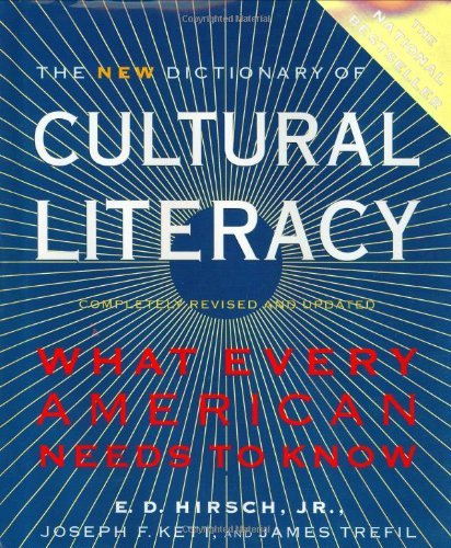 James Trefil The New Dictionary Of Cultural Literacy 0003 Edition;
