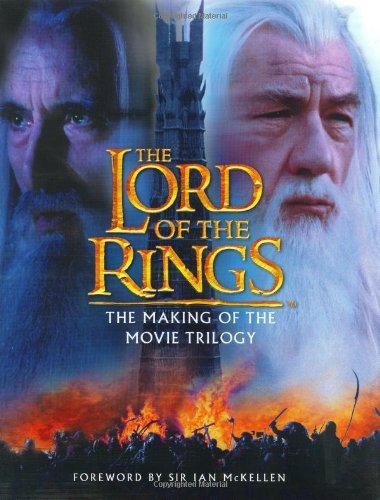 Brian Sibley Making Of The Movie Trilogy (the Lord Of The R