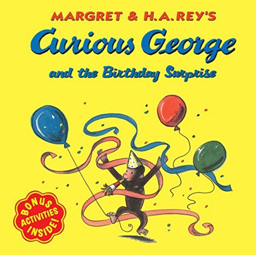 H. A. Rey Curious George And The Birthday Surprise