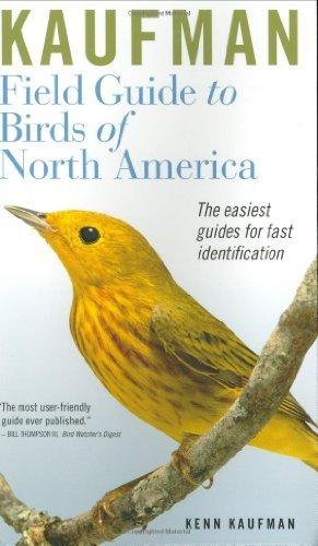 Kenn Kaufman Kaufman Field Guide To Birds Of North America