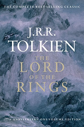 J. R. R. Tolkien The Lord Of The Rings 0050 Edition;anniversary