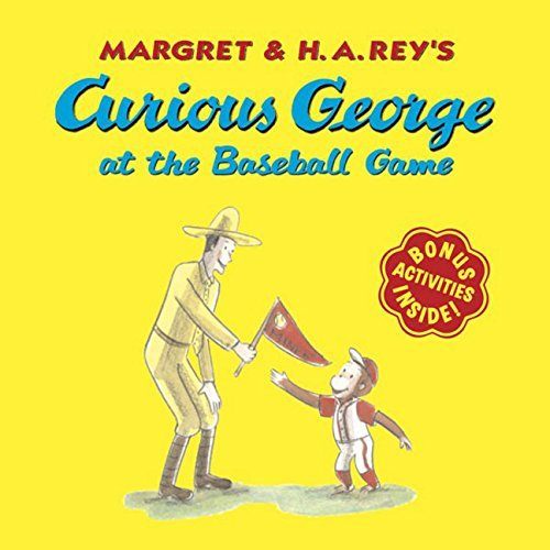 H. A. Rey Curious George At The Baseball Game