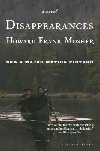 Howard Frank Mosher Disappearances