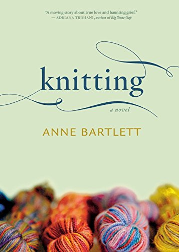 Anne Bartlett Knitting