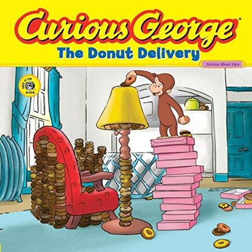 H. A. Rey Curious George The Donut Delivery