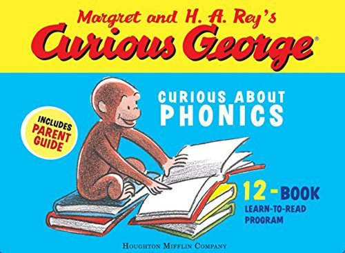 Margret Rey Curious George Curious About Phonics