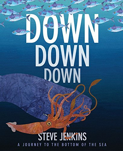 Steve Jenkins Down Down Down A Journey To The Bottom Of The Sea