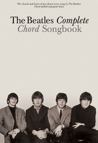 Beatles Beatles Complete Chord Songbook The