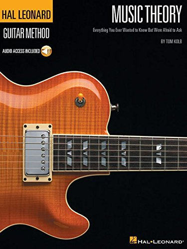 Tom Kolb Music Theory For Guitarists Everything You Ever Wanted To Know But Were Afrai Softcover With
