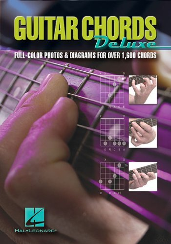 Hal Leonard Corp Guitar Chords Deluxe