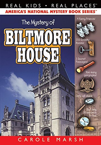 Carole Marsh Mystery Of The Biltmore House The 0020 Edition;anniversary