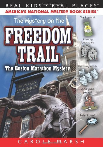 Carole Marsh Mystery On The Freedom Trail