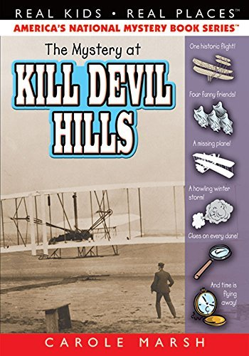 Carole Marsh The Mystery At Kill Devil Hills