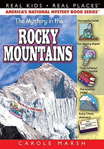 Carole Marsh The Mystery In The Rocky Mountains