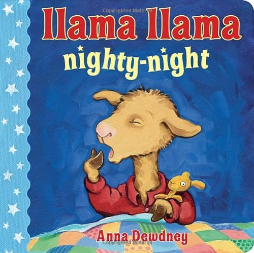 Anna Dewdney Llama Llama Nighty Night
