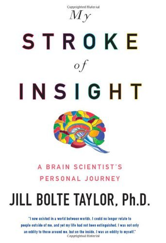 Jill Bolte Taylor My Stroke Of Insight A Brain Scientist's Personal Journey