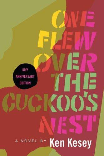 Ken Kesey One Flew Over The Cuckoo's Nest 0050 Edition;anniversary