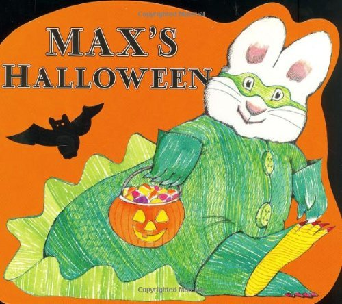 Rosemary Wells Max's Halloween