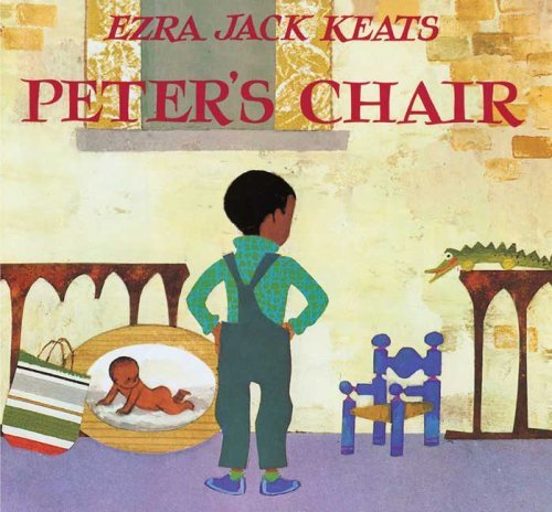 Ezra Jack Keats Peter's Chair