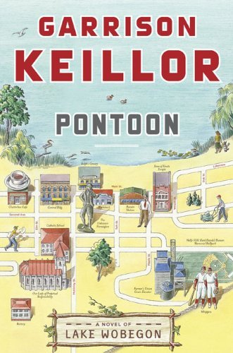 Garrison Keillor Pontoon Novel Of Lake Wobegon