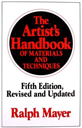 Ralph Mayer The Artist's Handbook Of Materials And Techniques Fifth Edition Revised And Updated 0005 Edition;revised