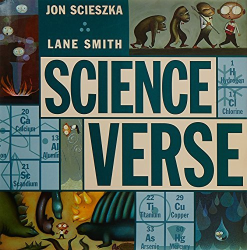 Jon Scieszka Science Verse