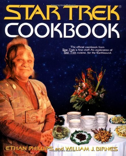 Ethan Phillips Star Trek Cookbook