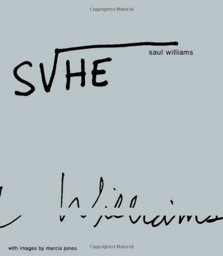 Saul Williams She Original