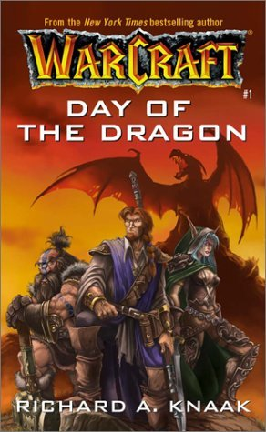 Richard A. Knaak Day Of The Dragon