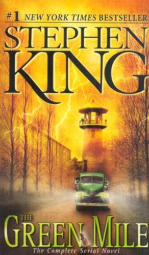Stephen King Green Mile The The Complete Serial Novel