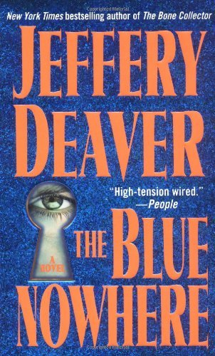 Jeffery Deaver The Blue Nowhere