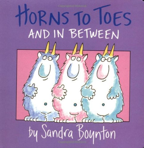 Sandra Boynton Horns To Toes