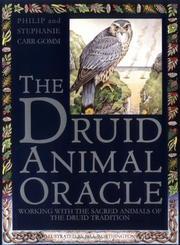 Philip Carr Gomm Druid Animal Oracle