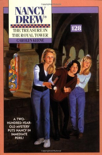 Carolyn Keene The Treasure In The Royal Tower