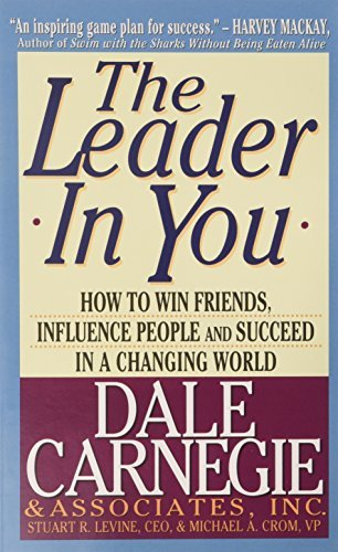 Dale Carnegie The Leader In You The Leader In You