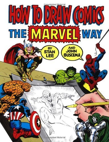 Stan Lee How To Draw Comics The Marvel Way
