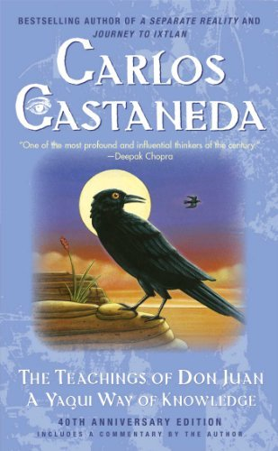 Carlos Castaneda The Teachings Of Don Juan A Yaqui Way Of Knowledge 0030 Edition;