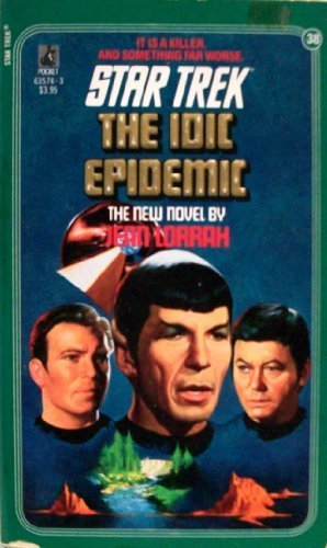 Jean Lorrah Idic Epidemic Star Trek Book 38