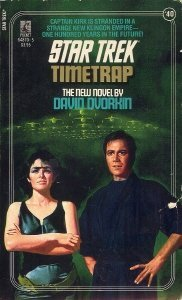 David Dvorkin Timetrap Star Trek Book 40