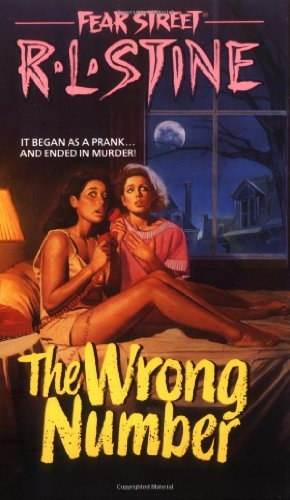 R. L. Stine The Wrong Number
