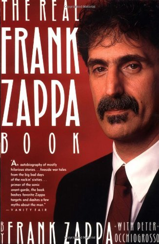 Frank Zappa The Real Frank Zappa Book