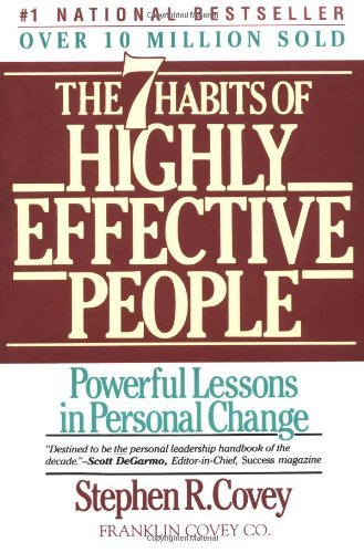 Stephen R. Covey 7 Habits Of Highly Effective People Powerful Lessons In Personal Change