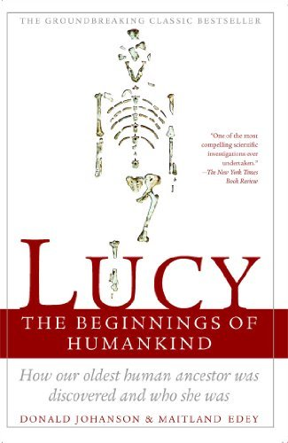 Maitland Edey Lucy The Beginnings Of Humankind