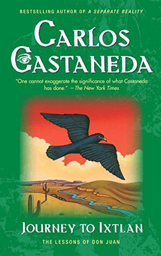 Carlos Castaneda Journey To Ixtlan The Lessons Of Don Juan Original
