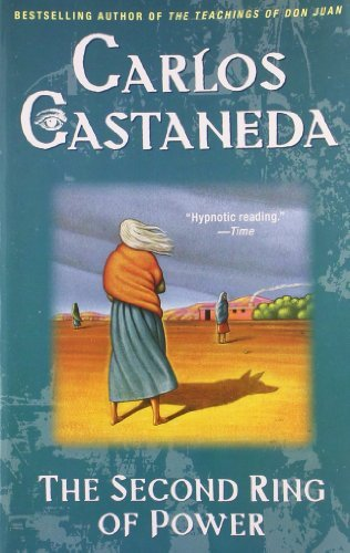 Carlos Castaneda Second Ring Of Power Original